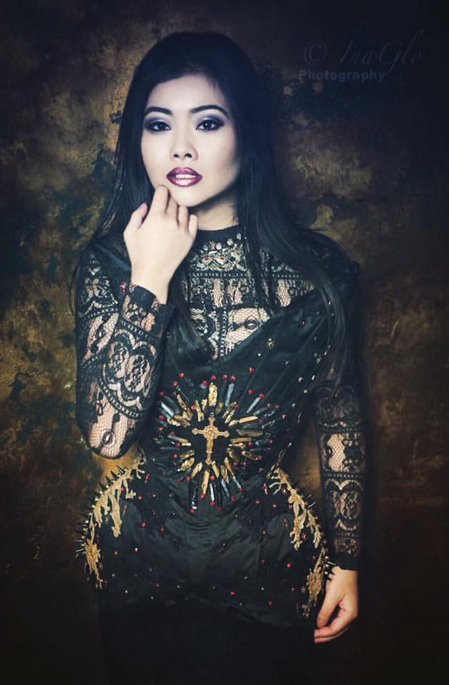 Trinity Corset  Photographer: InaGlo Photography  Model: Twig UK  MUA: Samantha Taylor