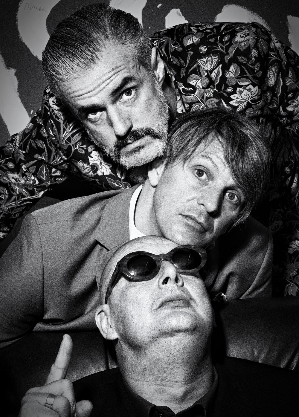 Triggerfinger for LXRY-magazine
