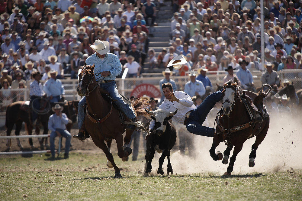 Pendleton Roundup Rodeo USA for America-magazine