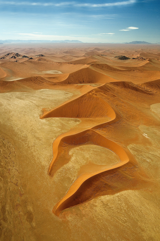 Namib desert Namibia for LXRY-magazine
