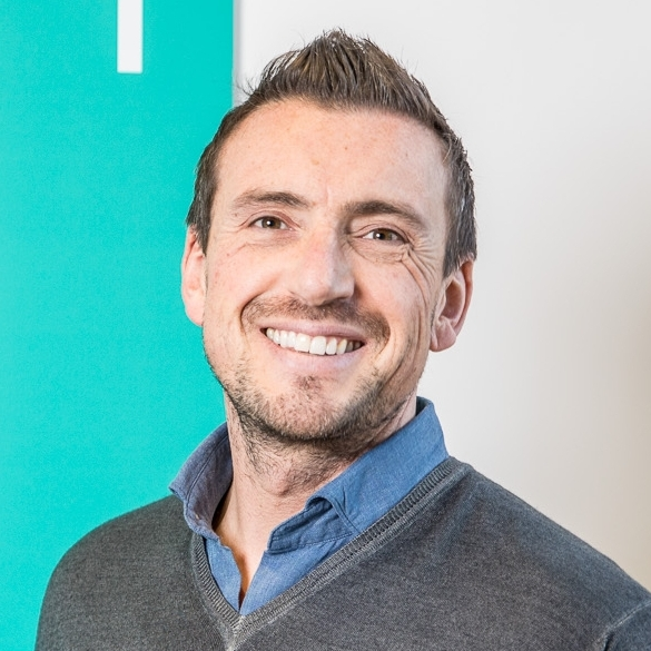 Bart Van Tigchelt     Partner I Retail Director