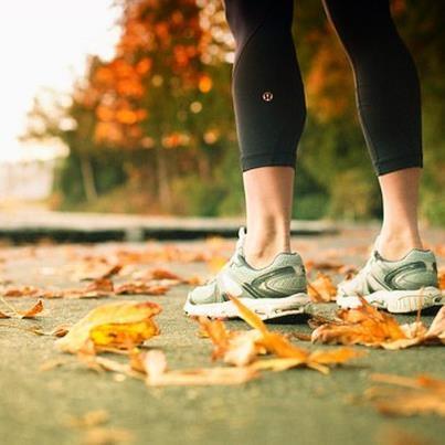lululemon fall fitness
