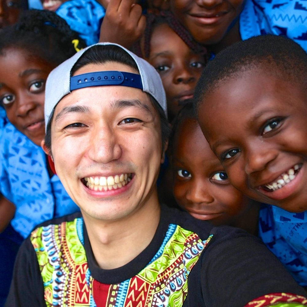 世界を一周したダンサーの 「世界のおはなし」 - 中込 孝規さん NAKAGOME TAKANORI