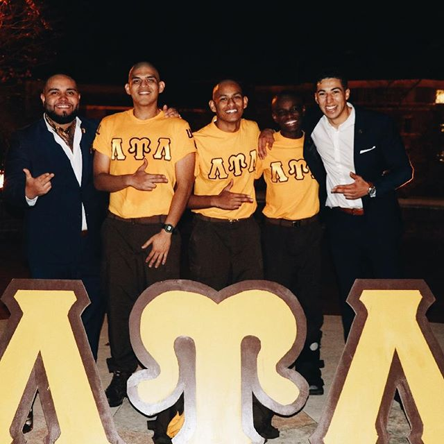 Feel extremely honored to have served as Dean for this group of guys that I now get to call Hermanos. Welcome to La Hermandad. La Unidad Para Siempre!