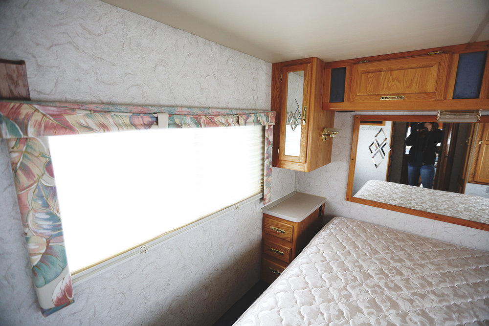 Serenica Landship: Bedroom looking left