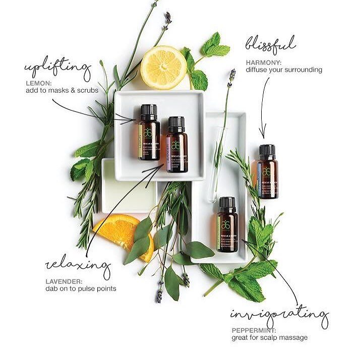 More exciting oils to come to this collection