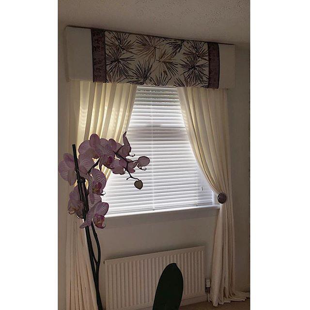 Pelmet&Curtains💜 #pelmets #curtainsdesign