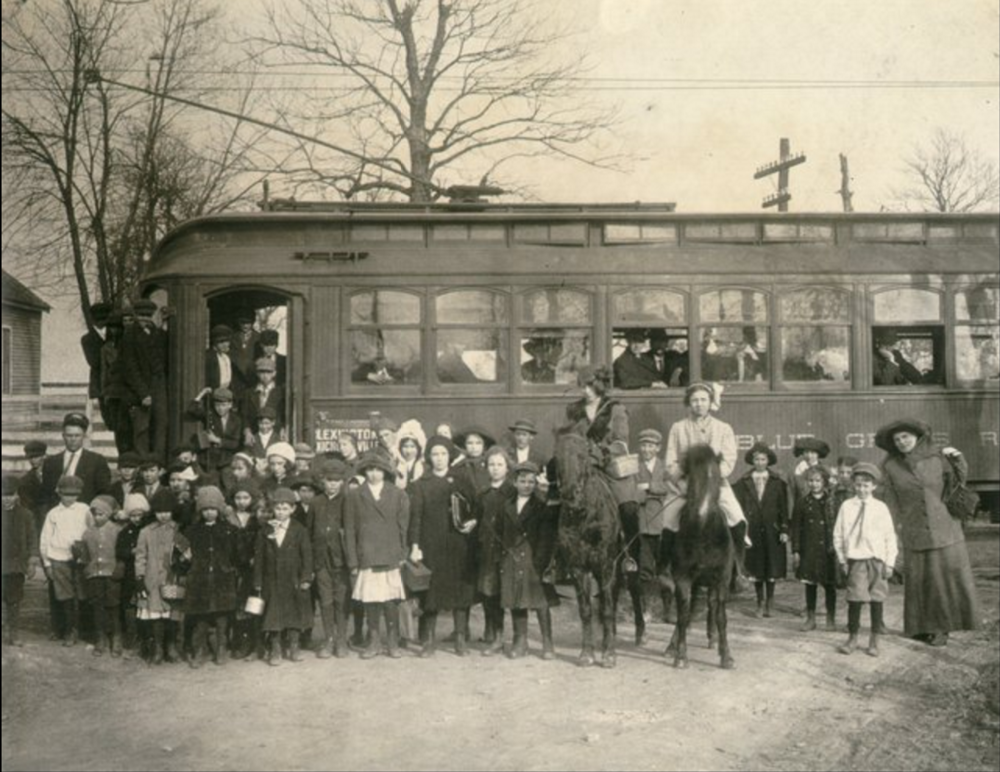 Lexington Interurban Line