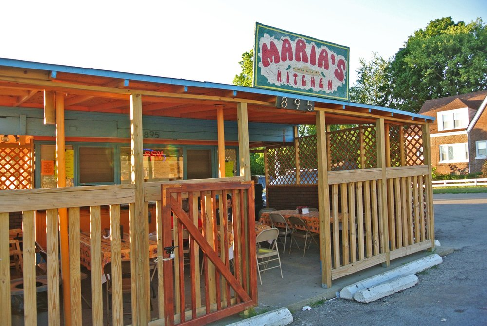 Former Maria's Kitchen Location;   courtesy:    ILoveLexington.com