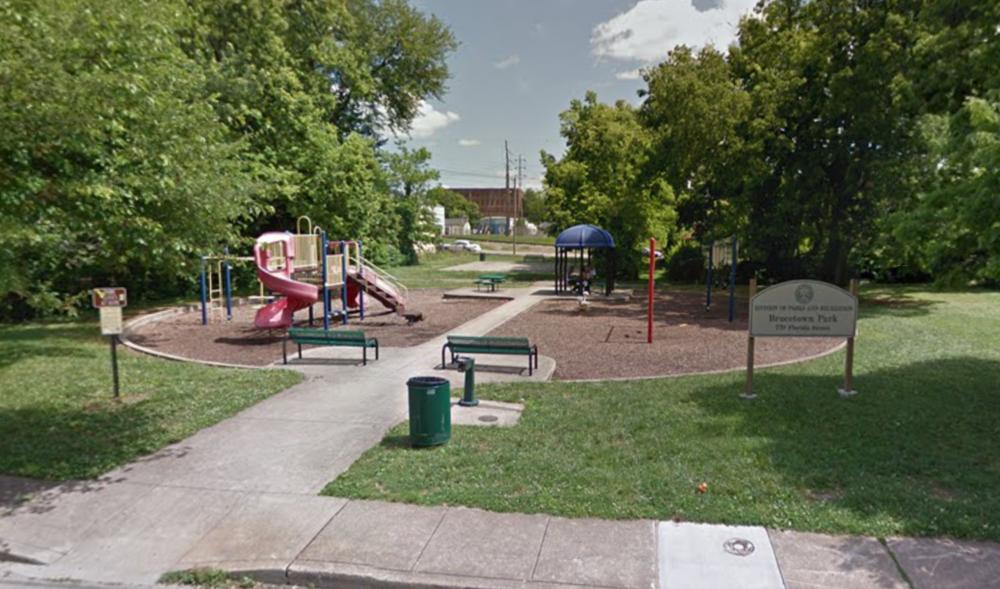 Brucetown Park;courtesy: Google Maps