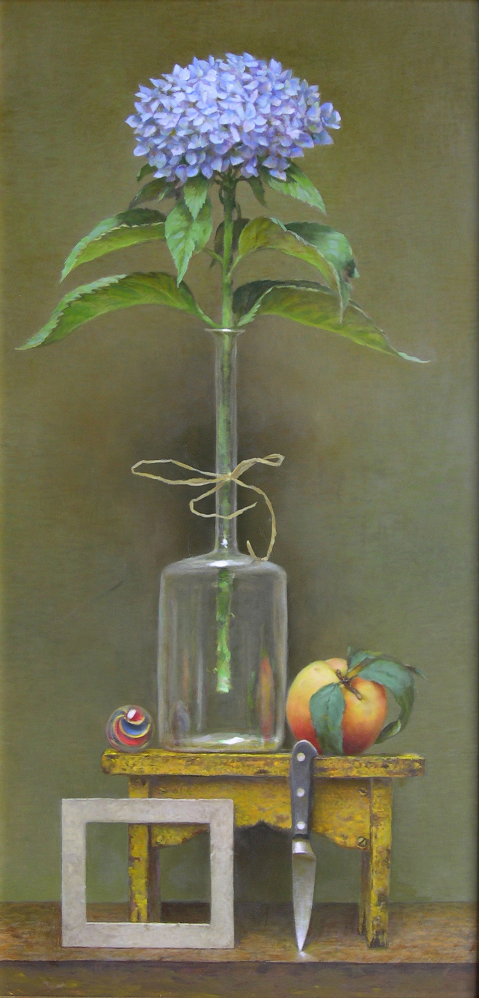 """MOPHEAD"" Oil 31 x 16"