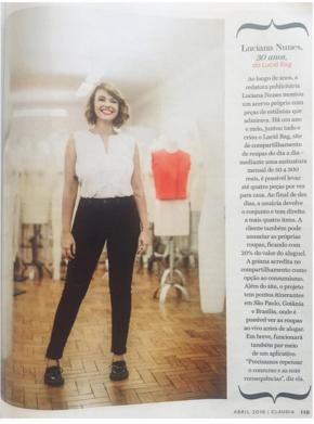 Revista Claudia