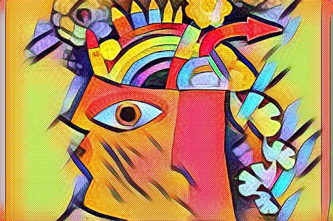 27ce2bd83628 Homage to the Creative Spirit — Awaken in the Dream