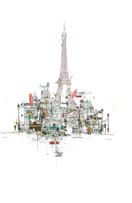 Eiffel Tower 2014