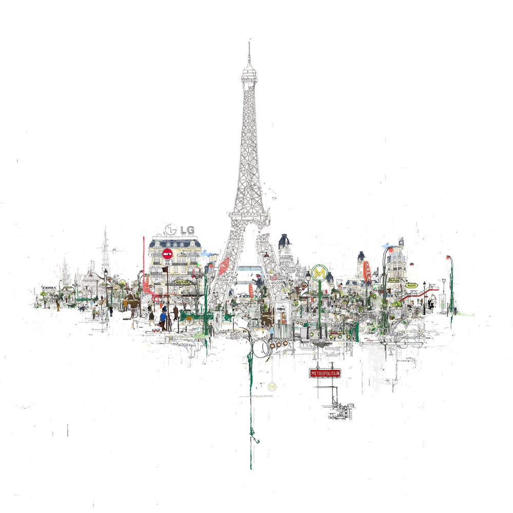 A view of Paris 2015