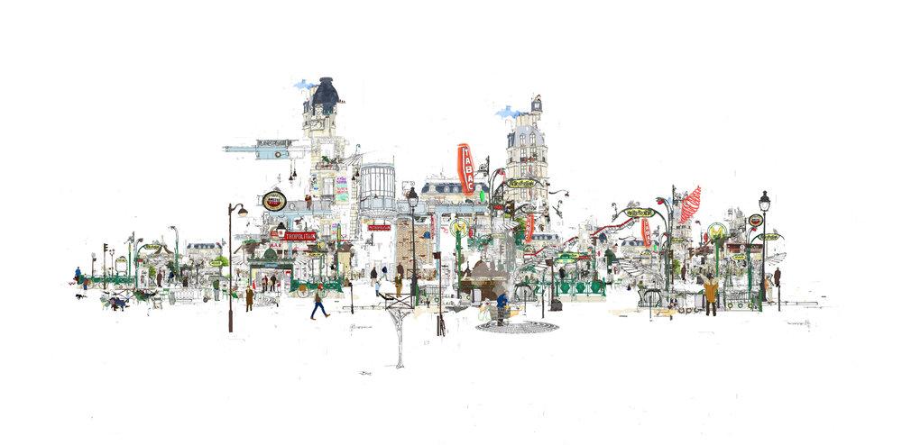Paris Untitled 2014