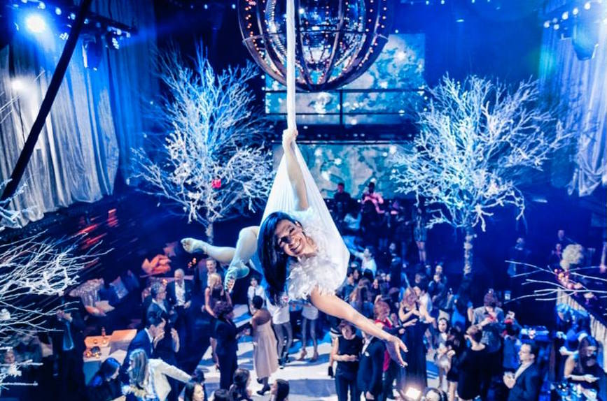 white winter bat mitzvah aerial hammock .jpeg