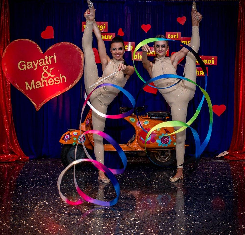 Silviya Sasha Rhythmic Ribbon Acrobats @ Pequot Museum.jpg