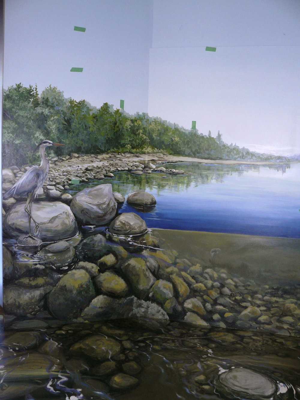 Watershed Exhibit