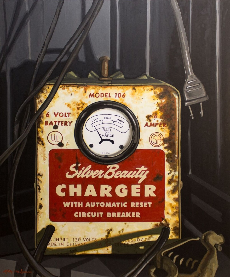 Rate of charge