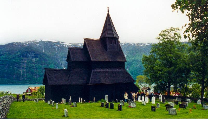 Urnes stavkirke (1979)