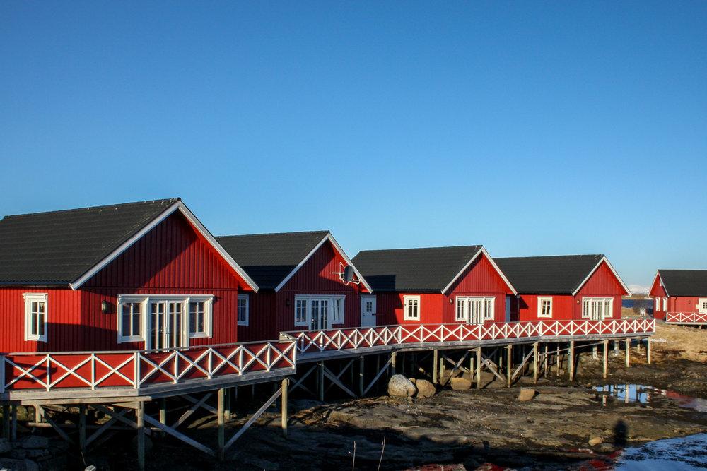 Garsdsøya Rorbuer - Gardsøy