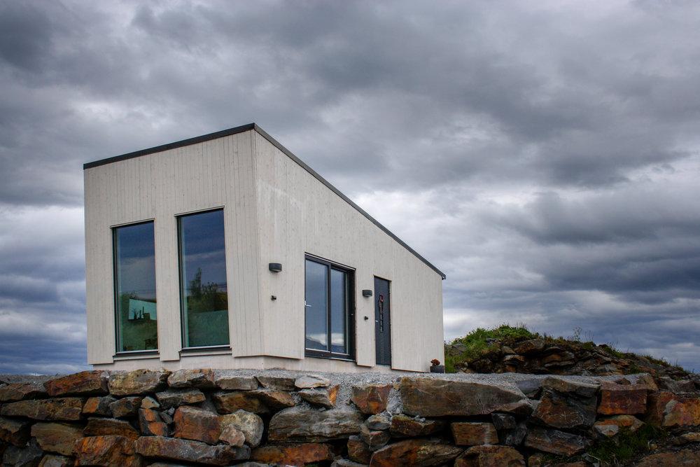 Minihus - Gardsøy