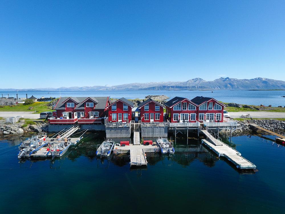 Vega brygge - Igerøy