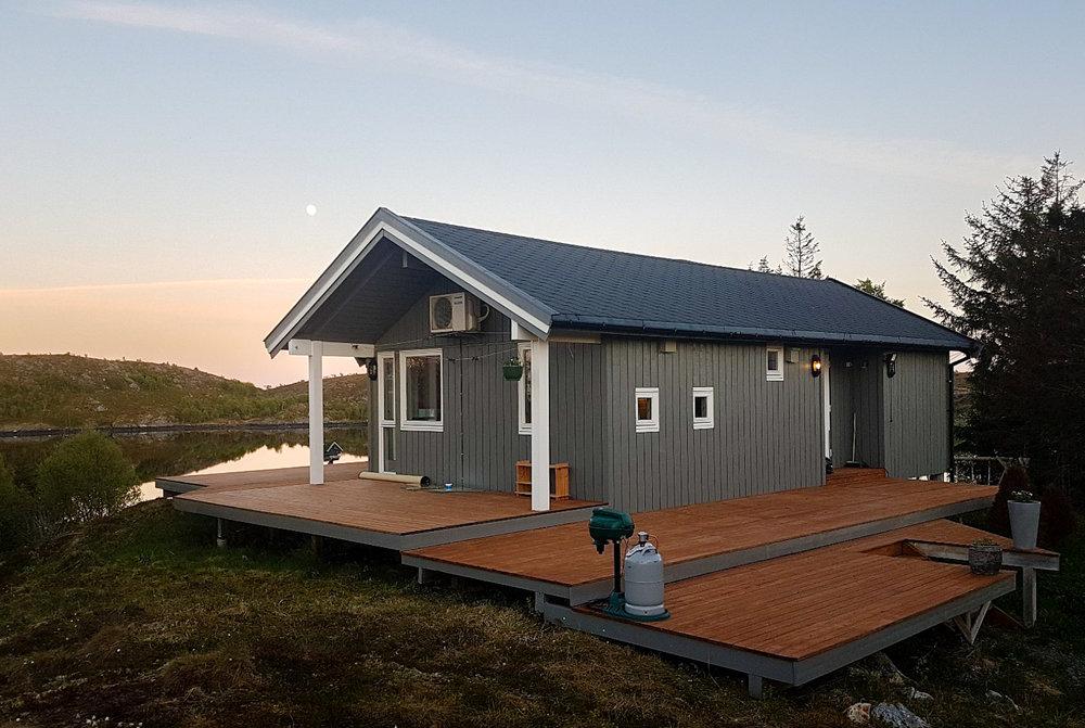 Hytte - Kolstadsjøen