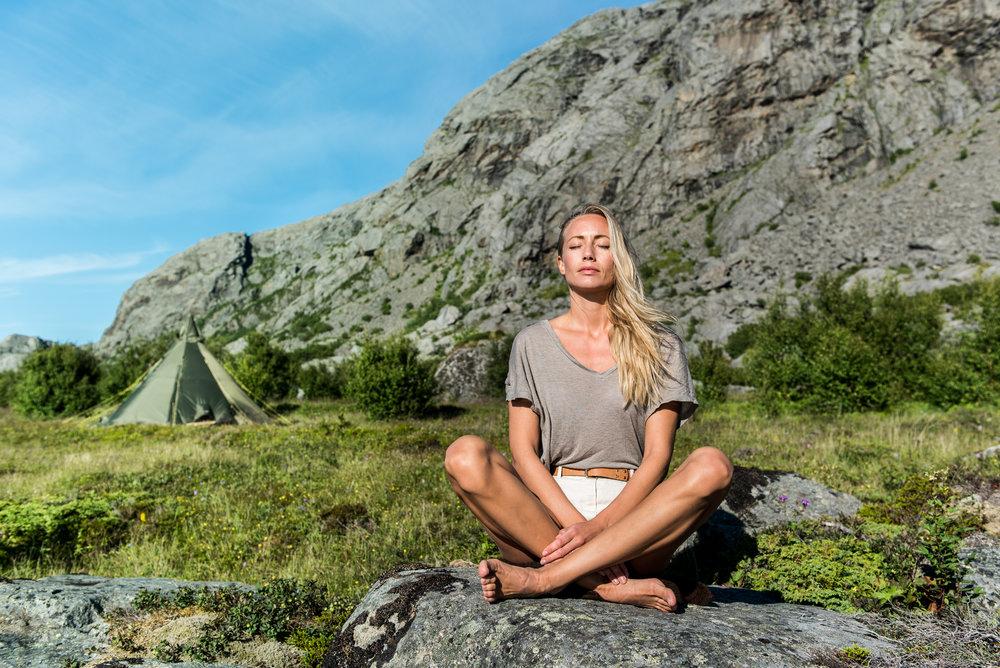 Campingpå Vega -
