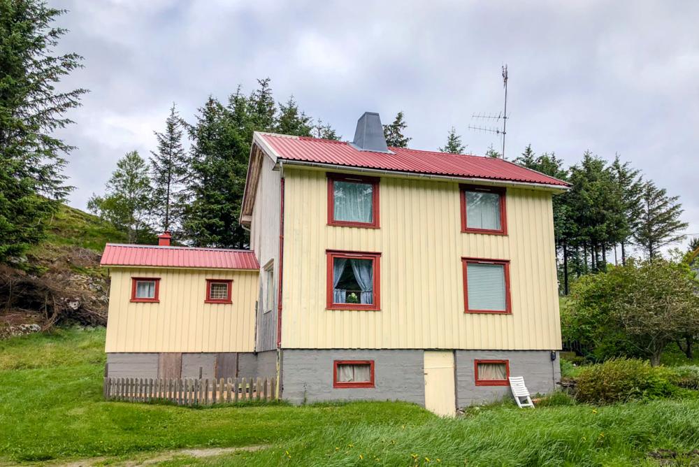 Hus - Igerøy