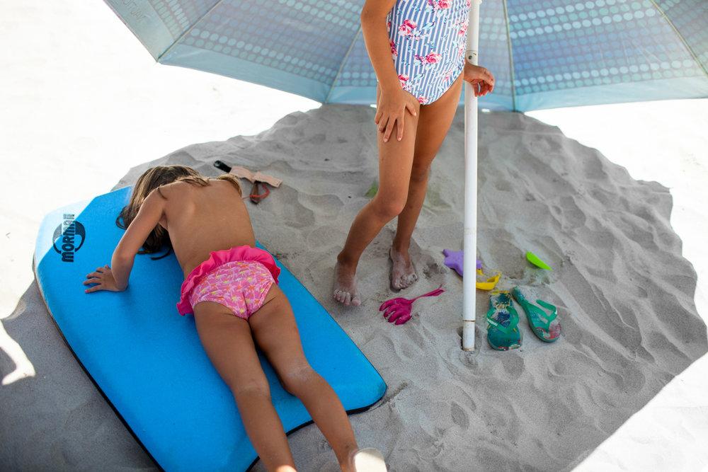 Casa na praia -