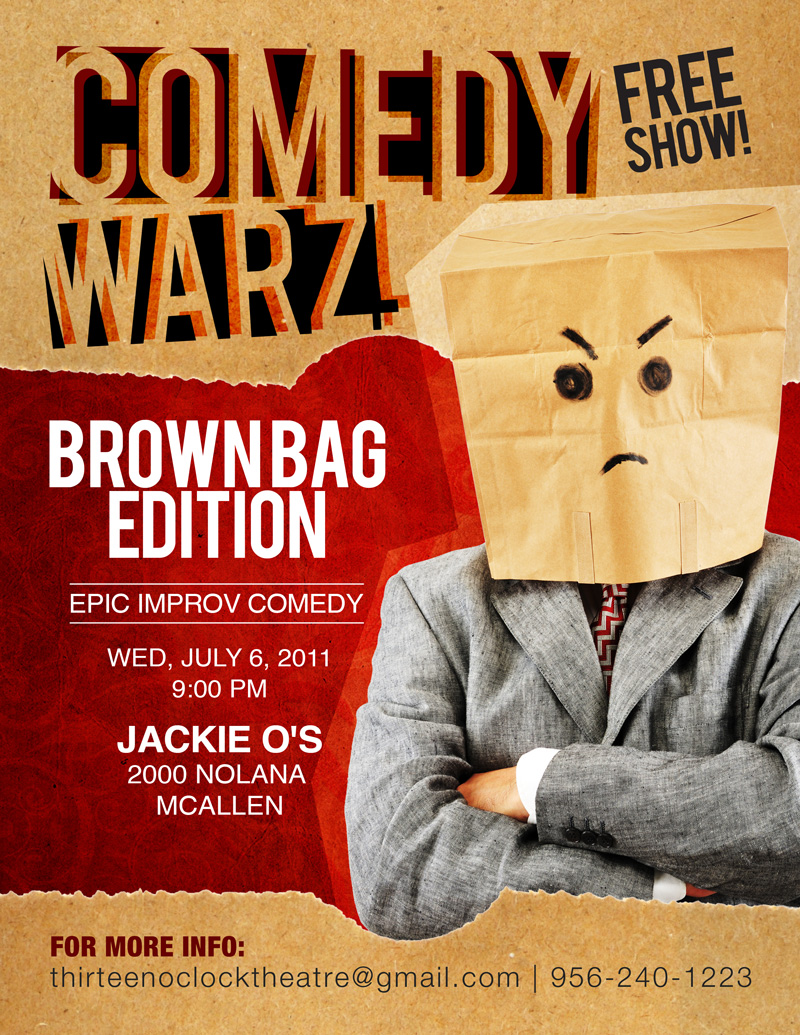 Comedy Warz: Brown Bag Edition