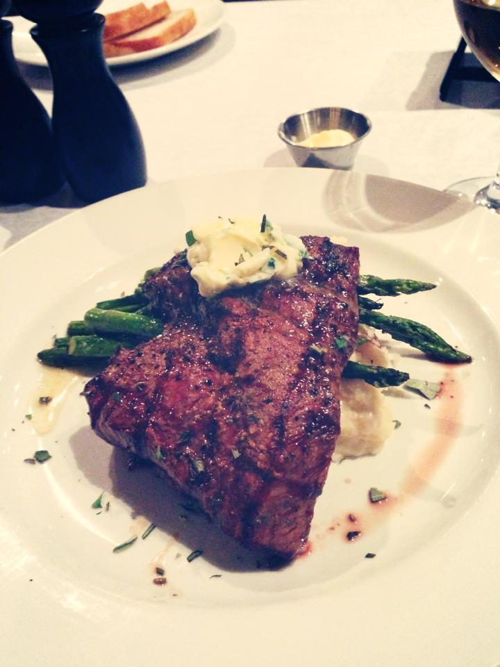 steak auden's kitchen
