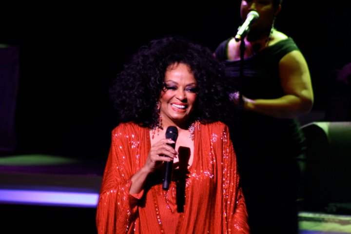 diana ross dallas