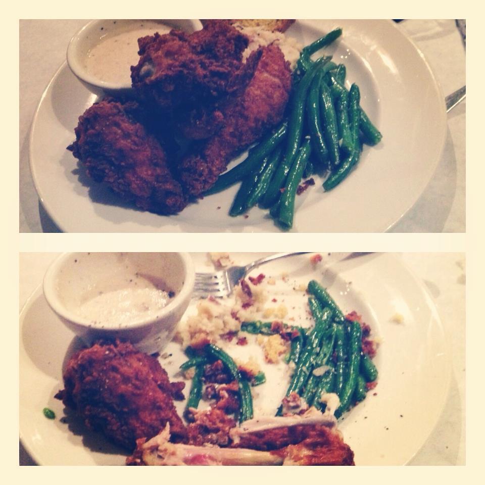 auden's kitchen fried chicken