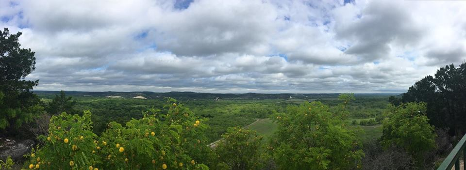 scenic overlook south llano state park
