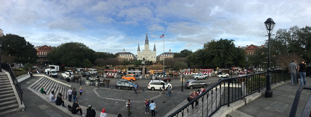 Beautiful Jackson Square