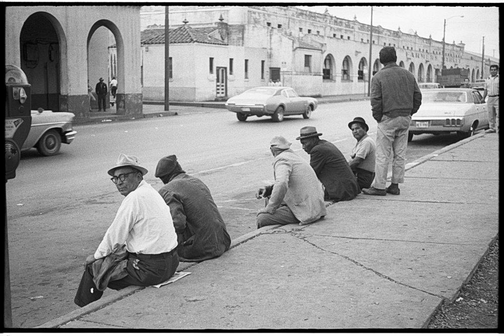 Commerce Street, Market Square, San Antonio, 1969
