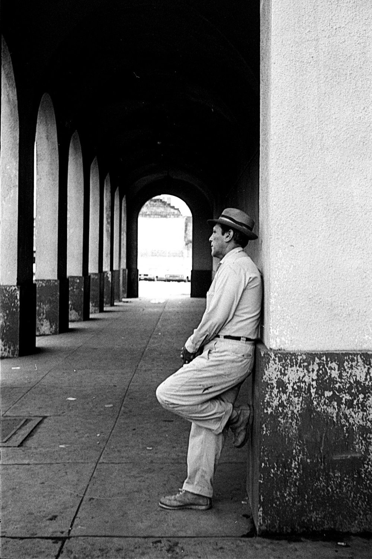 Waiting, circa 1970