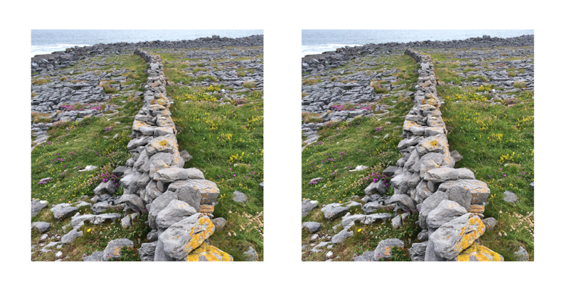 The Burren Vanishing Point