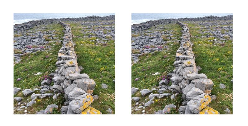 The Burren Vanishing Point
