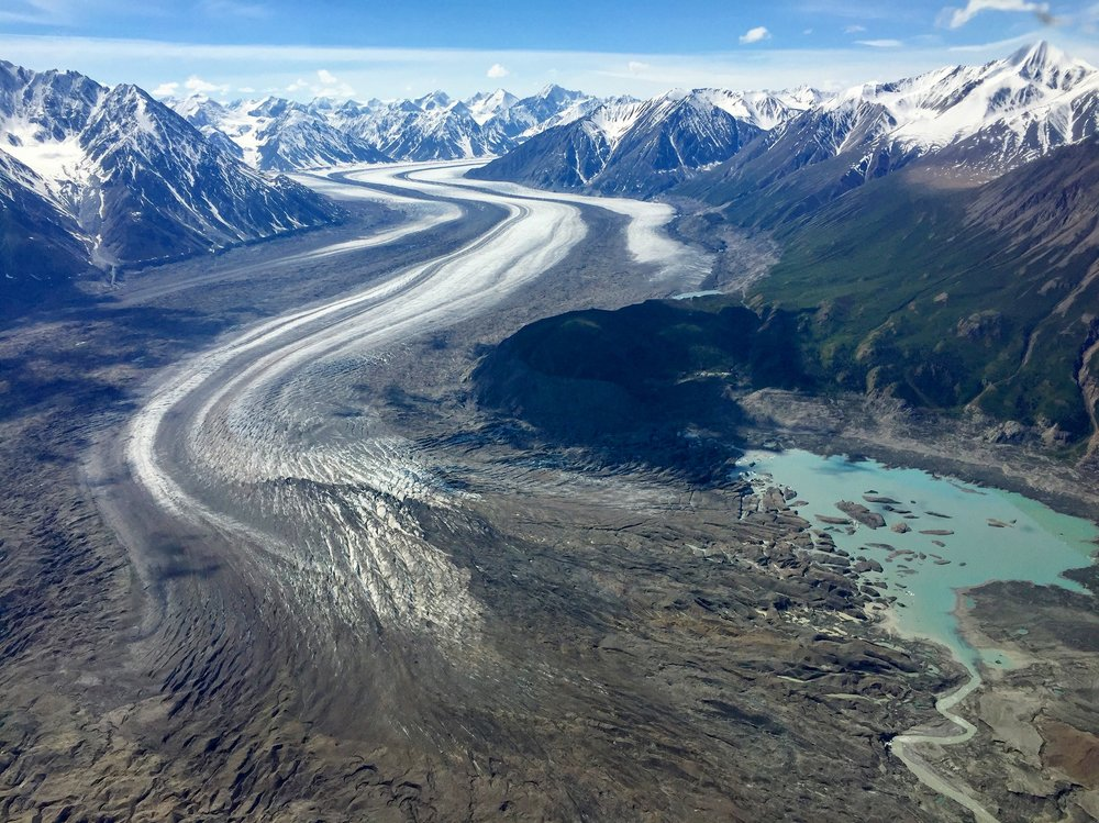 Kluane National Park- Yukon