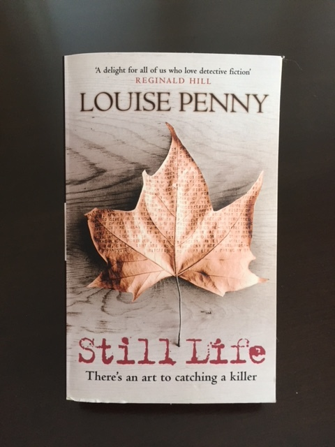 Book cover for Still Life
