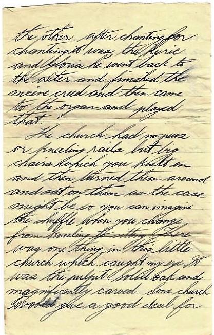 Basil Vale July 7 1918 letter - page 4.JPG