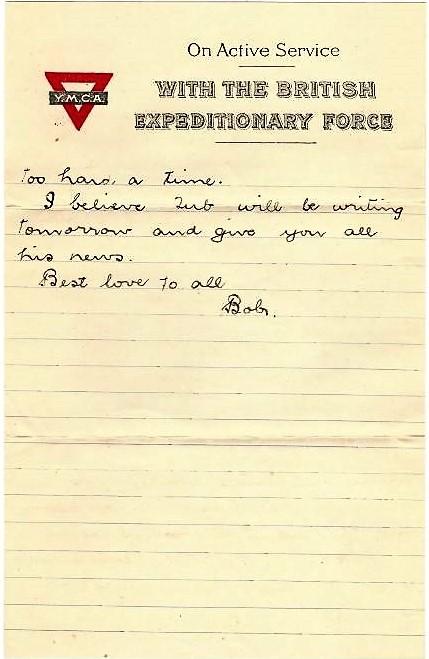 Bob Vale July 7 1918 letter - page 3.JPG