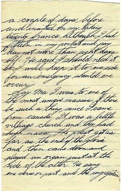 Basil Vale July 7 1918 letter - page 3.JPG