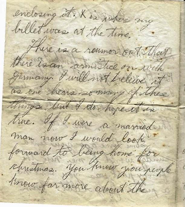 Basil Vale Nov. 8, 1918 letter - page 2.JPG