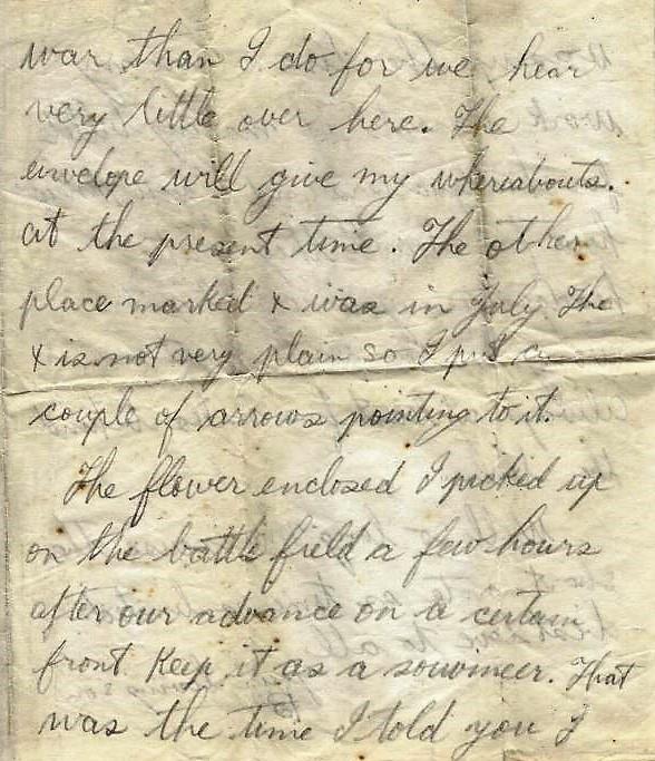 Basil Vale Nov. 8, 1918 letter - page 3.JPG