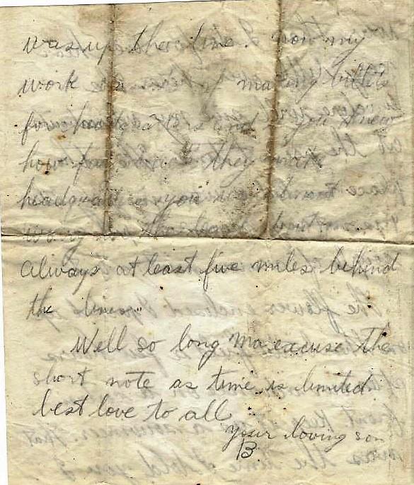 Basil Vale Nov. 8, 1918 letter - page 4.JPG